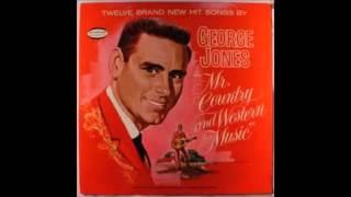 "George Jones - ""Mr. Country and Western Music"" - Full Vinyl Album"