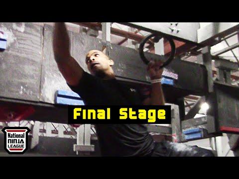 Final Stage (Drew Drechsel, Geoff Britten, Joe Moravsky, Jo Jo Bynum) - National Ninja League Finals