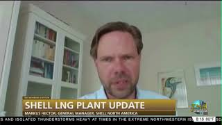 Shell LNG Plant Update