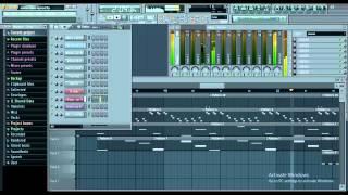 Orelsan - Soirée ratée [instrumental reprod]