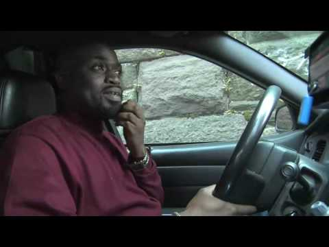 NY Taxi Drivers. Moustapha from Senegal (Co Produced By Shira Levine)