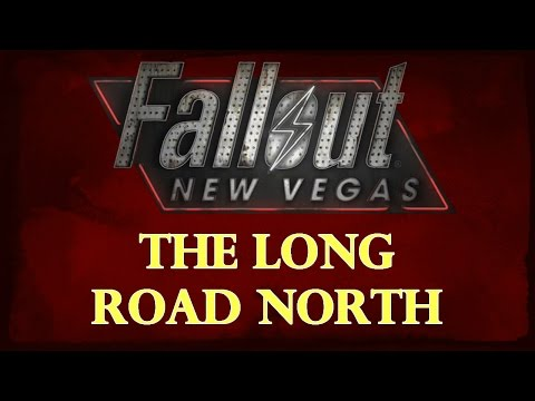 Fallout New Vegas: The Long Road North DLC Trailer