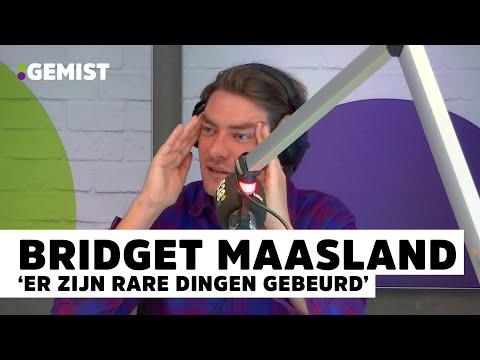 Bridget Maasland vertelt over breuk met André | 538 Gemist