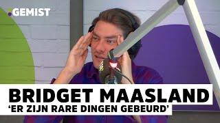 Bridget Maasland Vertelt Over Breuk Met André   538 Gemist