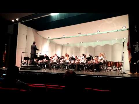 Omni Middle School Band at FAU