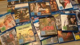 Пополнение #23: Blu-Ray фильмы (35 Дисков), Jack Reacher, Unlocked, The Money Pit, No Escape...