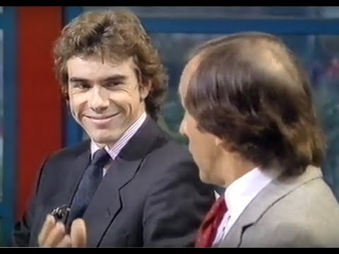 Sir Jackie & Paul Stewart - Mavis Nicholson 1988