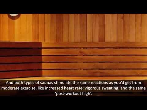I Benefici Della Sauna.I Benefici Della Sauna Ad Infrarossi