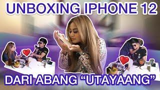 AUREL UNBOXING IPHONE 12, HADIAH DARI ATTA