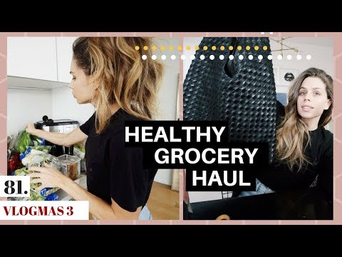 Surprised by a Package + Grocery Store Haul