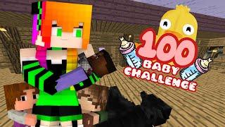 100 BABY CHALLENGE | MC |  (#34)