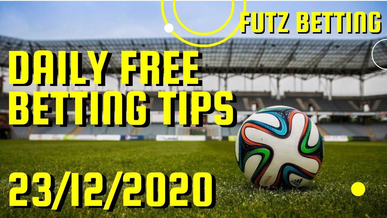 Free daily football betting tips 6 nations handicap betting definition