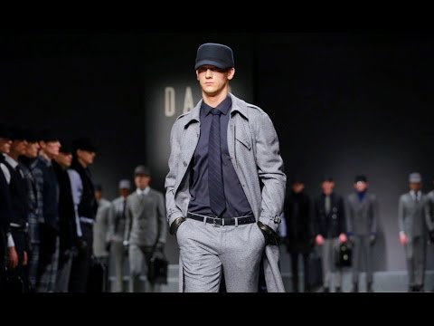 Daks   Fall Winter 2017/2018 Full Fashion Show   Menswear