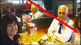 Daughter of US presidential candidate Mike Pence ia a vampire