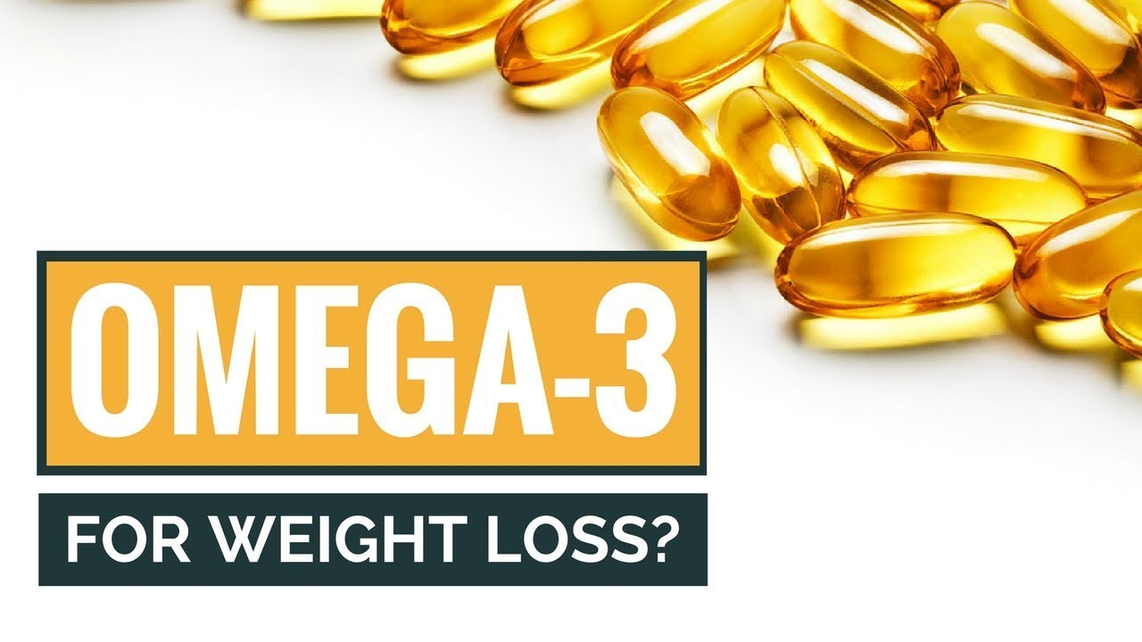 Can omega 3 fish oil help you lose weight youtube for Omega 3 fish oil weight loss