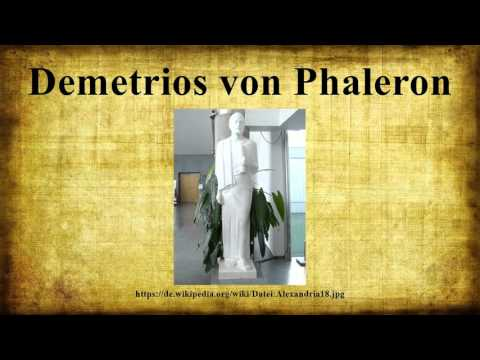 Demetrios von Phaleron