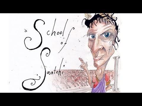 The Pretentious Show ep7 - School of Saatchi