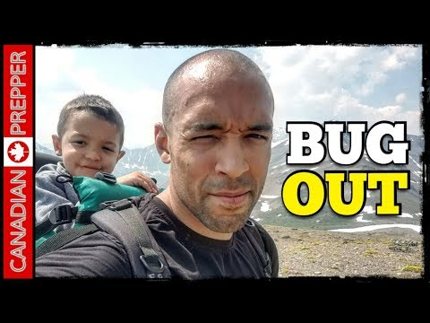 Bugging Out With Family In SHTF: Keep Them Alive!
