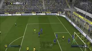 FIFA 15 - UEFA Champions League - Borussia Dortmund vs Juventus Gameplay (PC HD) [1080p]