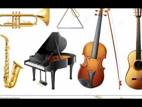 Musical Instruments  Images