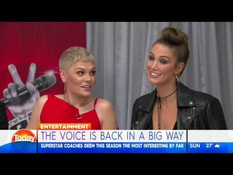 TODAY Australia: The Voice is back! All the coaches interview