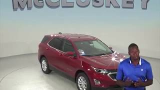190056 New 2019 Chevrolet Equinox LT AWD SUV Red Test Drive, Review, For Sale -