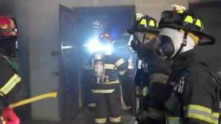 Smithtown Fire Department Yaphank Training TAXPAYER 10/21/09