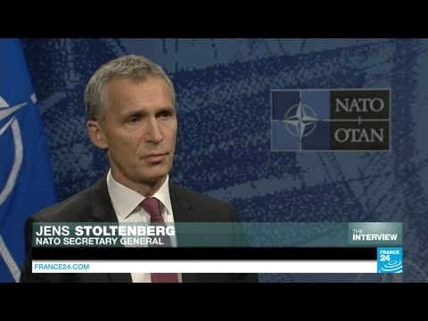 Exclusive interview with NATO SG Jens Stoltenberg on Ukraine, Syria