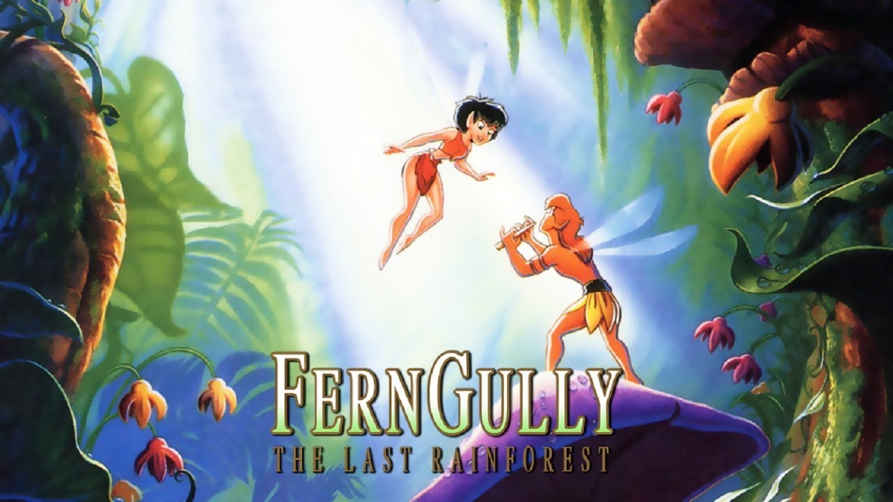 Download FernGully: The Last Rainforest (1992) Movie Live Reaction!   First Time Watching!   Livestream!