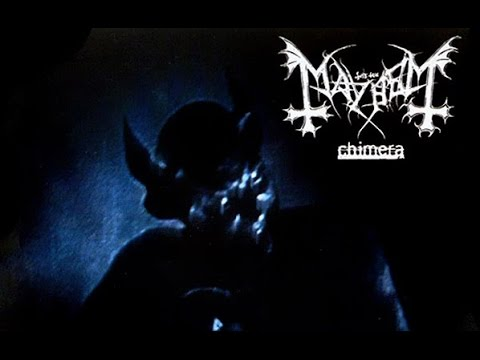 Mayhem-My Death (sub español)