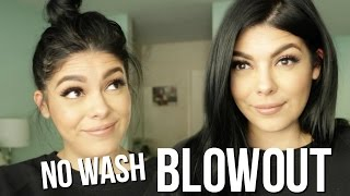 How To Blowout Your Hair   Sccastaneda