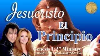 """Javier Morín Rodríguez G127 Jesucristo """"El Principio"""""""