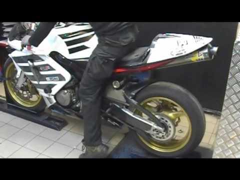 Banc de puissance chez alfred moto youtube - Banc de puissance moto occasion ...
