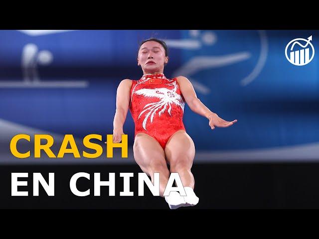 ¿Puede China tumbar los mercados financieros?