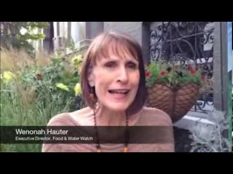 Wenonah Hauter on the Global Frackdown