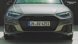 Audi A4 Avant та Audi A4 Sedan