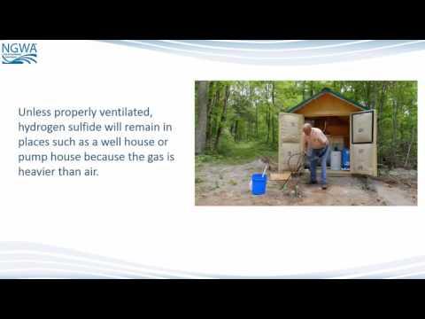 Hydrogen Sulfide In Residential Water Wells