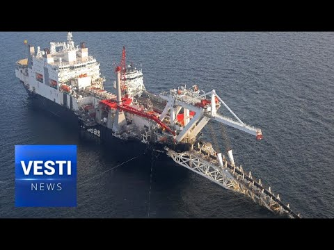 Vesti Special Report: Race to the Finish! Will Nord Stream II Complete Before Washington Intervenes?