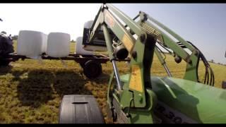 Agropol Sokołowo - Wiosna 2014 - Sianokiszonki 1/2 pokos *GO PRO HERO 3 BLACK EDITION*  ENGINE SOUND