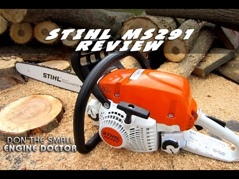 Stihl ms291 chainsaw review youtube - Stihl ms 291 ...