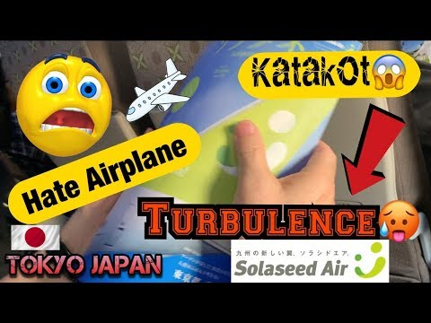 Our Funny And Horror Flight Experience On Solaseed Air JAPAN