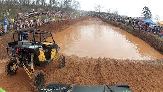 Mud Bog Mud Nationals Nats 2014 Turbo Nitrous Maverick Can Am Race Highlifter Stuck