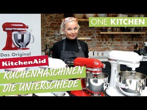 KitchenAid Küchenmaschine und Zubehör | die Unterschiede | by One Kitchen