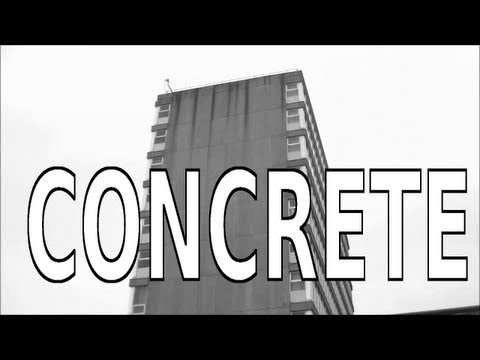 Why Concrete Is Really Boring