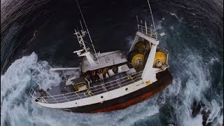 Pêcheurs des extrêmes : au cœur de la tourmente - Documentaire