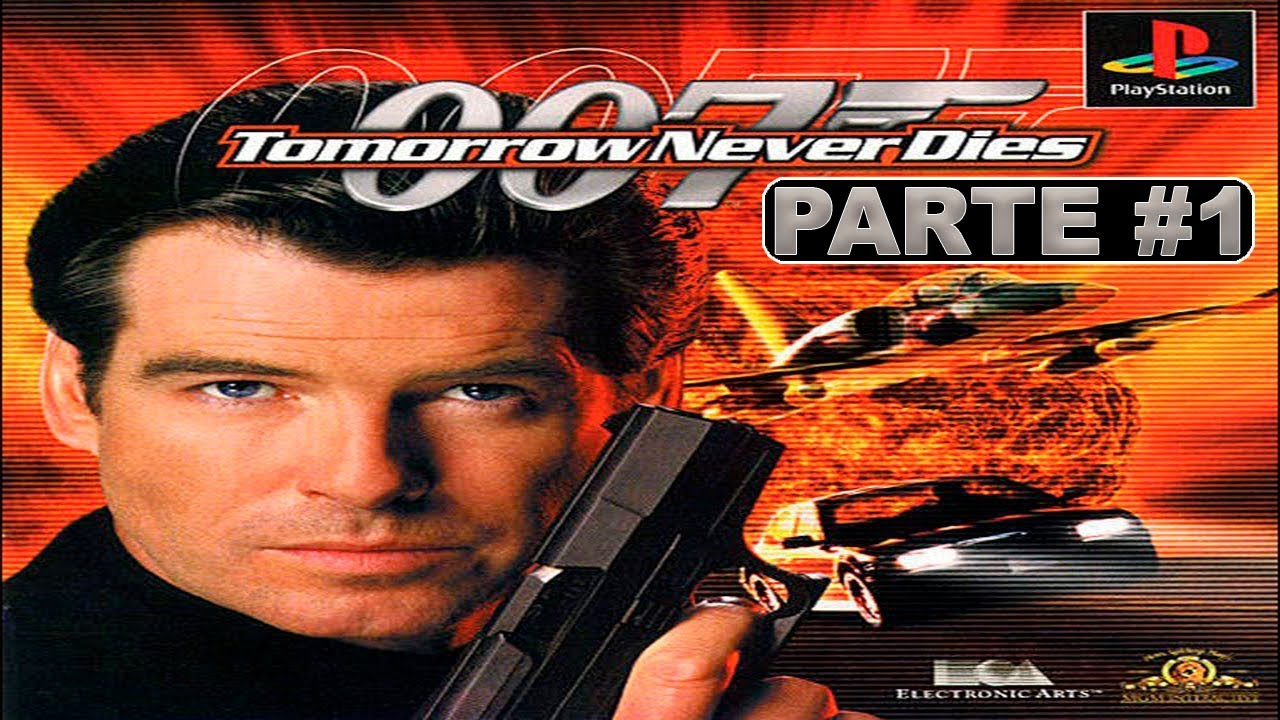 Ps1 007 Tomorrow Never Dies Parte 1 Dificuldade 007