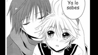 Repeat youtube video Vocaloid Doujinshi Je te veux -  KaitoxLen Español parte 1