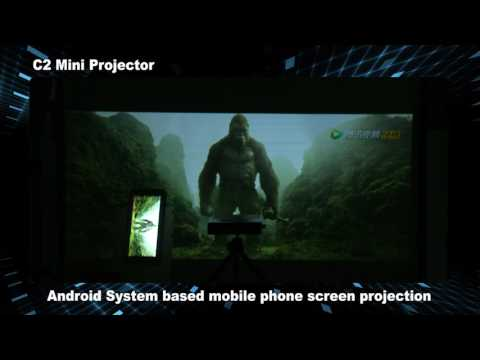 CSQ C2 Android DLP Projector