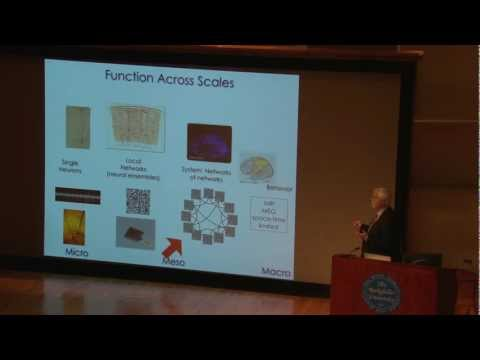 John Donoghue: 2012 Allen Institute for Brain Science Symposium