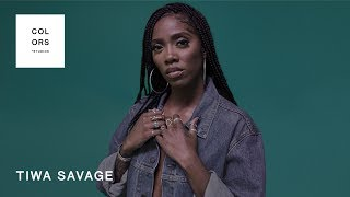 Tiwa Savage - Attention | A COLORS SHOW